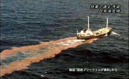 日本の海が危ない。ゴミ海洋投棄...